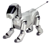 image of robotic dog