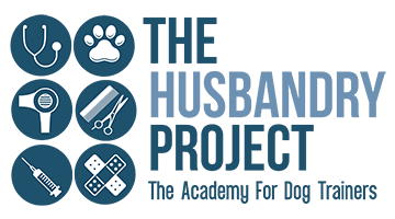The Academy for Dog Trainers Husbandry Project logo